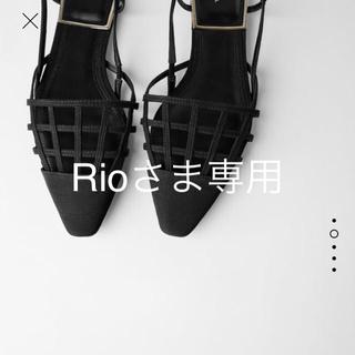 ザラ(ZARA)のG.W.SALE‼︎ザラ コウシ フラット シューズ 新品未使用品(靴/ブーツ)