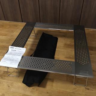 コールマン(Coleman)のコールマン ファイヤープレイステーブル 囲炉裏テーブル 焚火 焚き火 (テーブル/チェア)