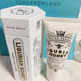 トゥモローランド(TOMORROWLAND)の新品 LIGURIAN HONEY   ハンド&ネイルクリーム(ハンドクリーム)