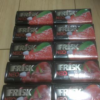 クラシエ(Kracie)のフリスクネオ チェリー 8缶 FRISK NEO(口臭防止/エチケット用品)