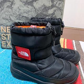 THE NORTH FACE - ノースフェイス THE NORTH FACE ヌプシ  ブーツ 22 長靴 雪