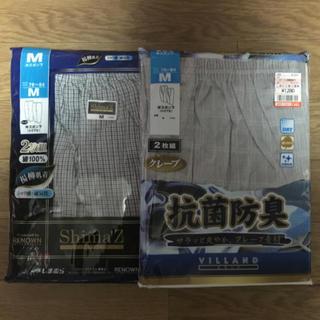 シマムラ(しまむら)の新品未使用 肌着半ズボン ステテコ M4枚(その他)