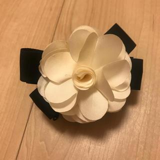 ロディスポット(LODISPOTTO)のお花クリップ(バレッタ/ヘアクリップ)