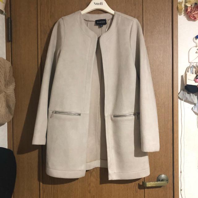 ZARA(ザラ)のアウター レディースのジャケット/アウター(ブルゾン)の商品写真