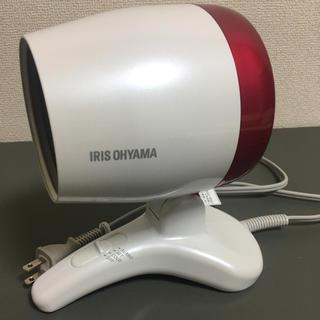 アイリスオーヤマ(アイリスオーヤマ)のハンズフリードライヤー アイリスオーヤマ ピンク(ドライヤー)
