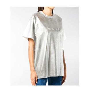 エムエムシックス(MM6)の新品 MM6 メゾンマルジェラ マルタンマルジェラ Margiela Tシャツ(Tシャツ(半袖/袖なし))