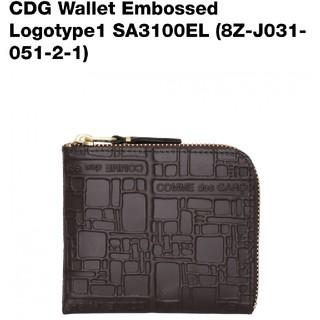COMME des GARCONS - CDG Wallet Embossed