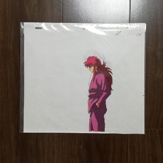 (未開封)幽☆遊☆白書アニメセル画「蔵馬」(送料込み)(その他)