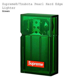 シュプリーム(Supreme)のsupreme tsubota pearl hard edge lighter(タバコグッズ)