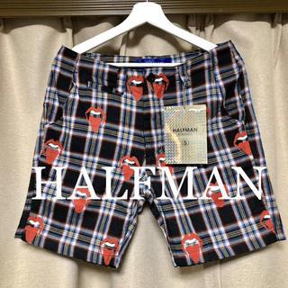 ハーフマン(HALFMAN)の未使用タグ付き!HALFMAN ショートパンツ!ハーフマン! (ショートパンツ)