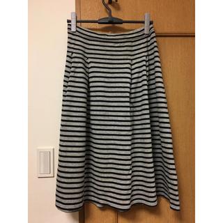スタディオクリップ(STUDIO CLIP)のスタディオクリップ  フレアスカート(ひざ丈スカート)