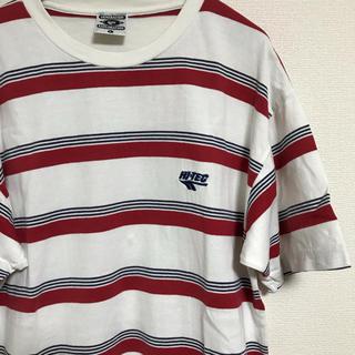 ハイテック(HI-TEC)の専用出品✳︎00s HI TECH ハイテック ボーダー Tシャツ イギリス(Tシャツ/カットソー(半袖/袖なし))