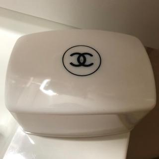 シャネル(CHANEL)のCHANEL シャネル ソープ セット ソープディッシュ 石鹸置き (ボディソープ/石鹸)