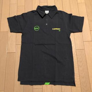 ランドリー(LAUNDRY)のLaundry ロゴポロシャツ SMサイズ(ポロシャツ)