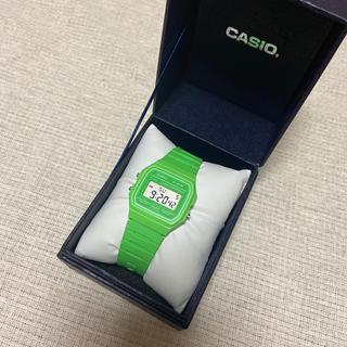 カシオ(CASIO)のチープカシオ F-91W  レア(腕時計(デジタル))