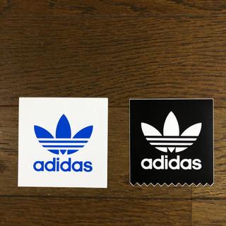 アディダス(adidas)のadidas 正規ステッカーシール(ノベルティグッズ)