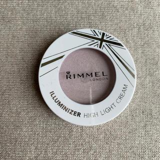 リンメル(RIMMEL)の美品!お買い得!リンメル イルミナイザー003➕おまけ(フェイスカラー)