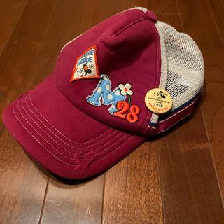 ディズニー(Disney)のディズニー キャップ 帽子 ミニー  メッシュキャップ(その他)