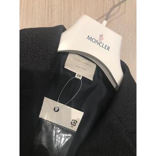 紺 上品 ジャケット 13号(テーラードジャケット)