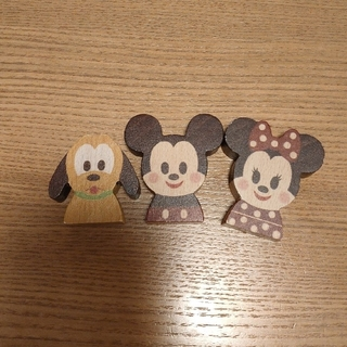 Disney - Disney KIDEAミッキー ミニー プルート