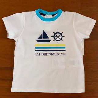 エンポリオアルマーニ(Emporio Armani)のEMPORIO ARMANI  Tシャツ(Tシャツ/カットソー)