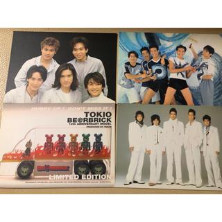 ジャニーズ(Johnny's)のTOKIO  ポストカード☆(ミュージシャン)