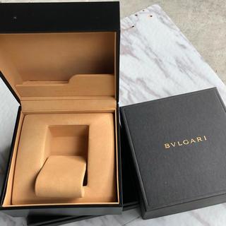 ブルガリ(BVLGARI)のBVLGARI 時計ケース(空箱)(その他)