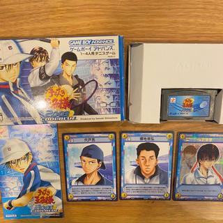 ゲームボーイアドバンス(ゲームボーイアドバンス)のテニスの王子様 2003 COOL BLUE ゲームボーイアドバンス(携帯用ゲームソフト)