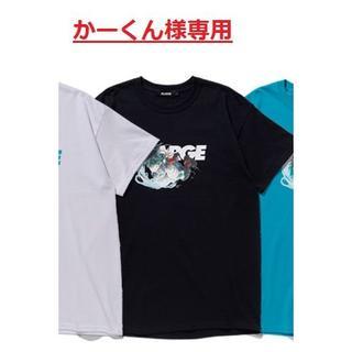 エクストララージ(XLARGE)のかーくん様、専用:XLARGE TEE DEKU デクの ブラックのL 1枚(Tシャツ/カットソー(半袖/袖なし))