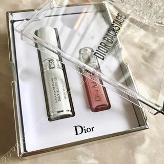 ディオール(Dior)の【新品箱有】可愛いミニチュアBOXセット♡ マキシマイザー3D 001 ピンク(まつ毛美容液)