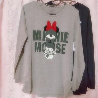 ディズニー(Disney)のディズニー カコ可愛い長袖(Tシャツ(長袖/七分))