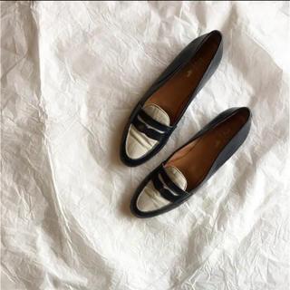 ポロラルフローレン(POLO RALPH LAUREN)のジャンティーク購入 ラルフローレン コインローファー(ローファー/革靴)
