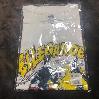 スカルシット(SKULL SHIT)のELLEGARDEN Tシャツ the HIATUS MONOEYES(Tシャツ/カットソー(半袖/袖なし))