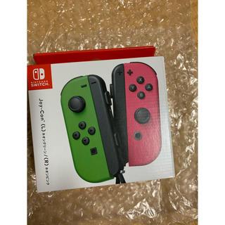 ニンテンドースイッチ(Nintendo Switch)の新品未開封Nintendo switch JOY-CON ジョイコン(その他)