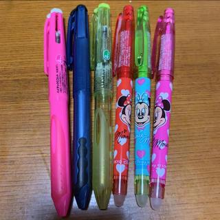 ハイテック(HI-TEC)のハイテックCコレクト 本体3種  ディズニーフリクション 3色(ペン/マーカー)