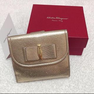 フェラガモ(Ferragamo)のフェラガモ♡二つ折り財布(財布)