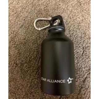 エーエヌエー(ゼンニッポンクウユ)(ANA(全日本空輸))のStar Alliance アルミボトル 新品未使用(水筒)