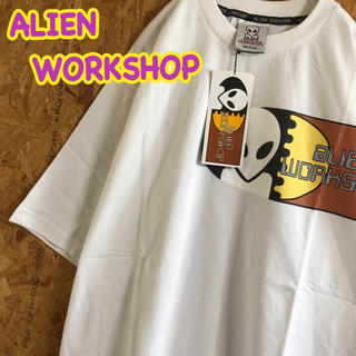 エイリアンワークショップ(Alien Workshop)の♥︎激レア タグ付きデッド【ALIEN WORKSHOP】Tシャツ♥︎古着女子(Tシャツ/カットソー(半袖/袖なし))