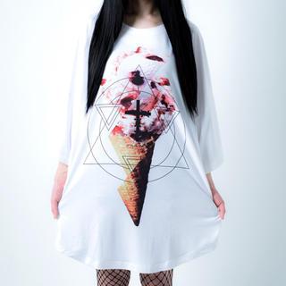 ミルクボーイ(MILKBOY)のTRAVAS TOKYO ICE CLEAM MORE BIG Tシャツ 新品(Tシャツ/カットソー(半袖/袖なし))