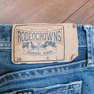 ロデオクラウンズ(RODEO CROWNS)のRODEOCROWNS デニム(デニム/ジーンズ)