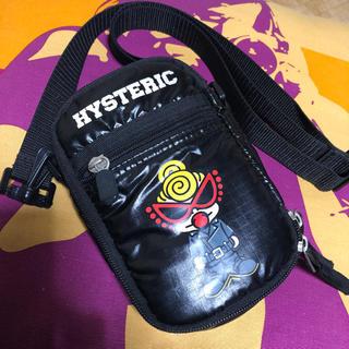 ヒステリックミニ(HYSTERIC MINI)のヒステリックミニ ライダースミニ DSポーチ ポシェット(ポシェット)