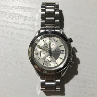 オメガ(OMEGA)のオメガ スピードマスター 3513.30 白 ホワイト(腕時計(アナログ))