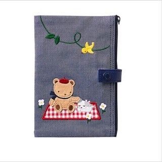 familiar - ◆新品未使用◆完売品◆ファミリア マルチポーチ 母子手帳ケース 通帳ケース