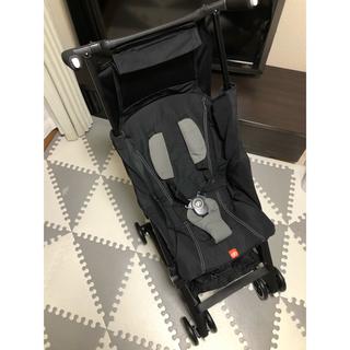 ジービー(GB)の折りたたみベビーカー POCKIT+ 新品!(ベビーカー/バギー)