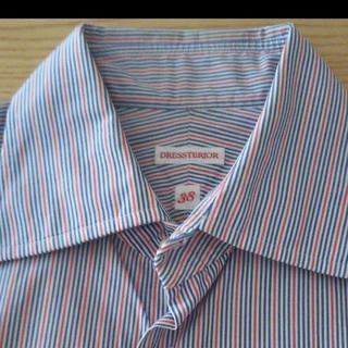 ドレステリア(DRESSTERIOR)の『ドレステリア』 ドレスシャツ ビジネスシャツ カジュアルシャツ 38(シャツ)