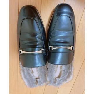ジーユー(GU)のGU フラットローファー(ローファー/革靴)