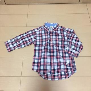 バックナンバー(BACK NUMBER)の【BackNumberKid's】120cm 七分袖シャツ(Tシャツ/カットソー)
