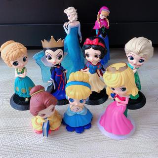 ディズニー(Disney)のディズニーQposket &セガプライズ プレミアムフィギア(フィギュア)