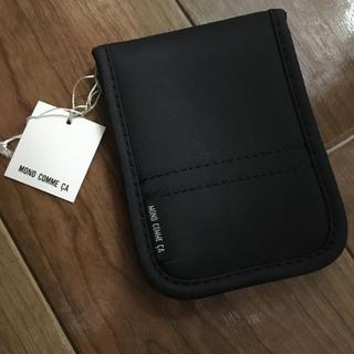 コムサイズム(COMME CA ISM)のMONO COMME CA パスケース(財布)
