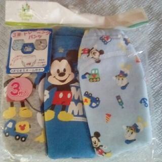 ディズニー(Disney)のミッキー トレーニングパンツ  90(トレーニングパンツ)